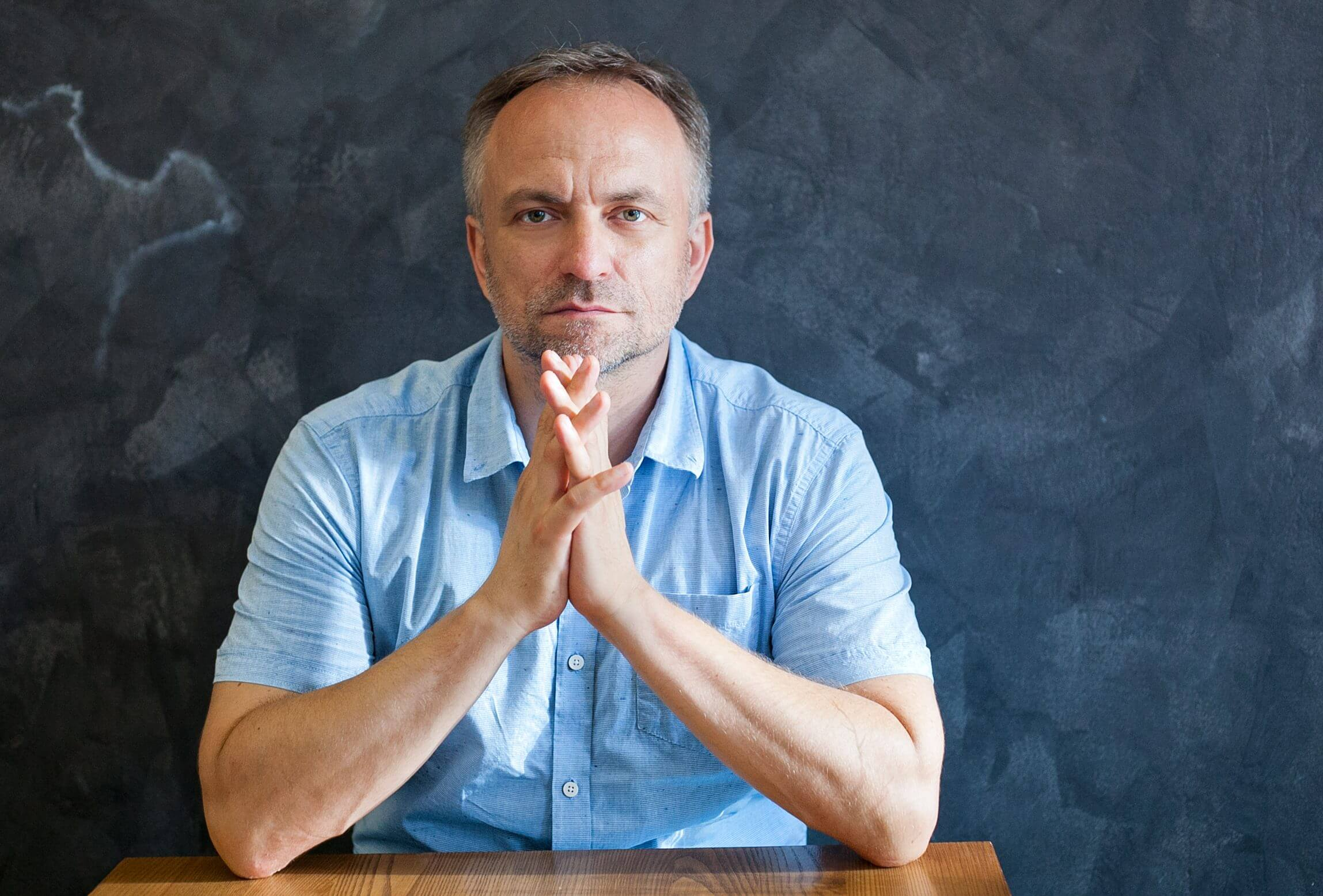 Михаил Жилин, психолог, психотерапевт