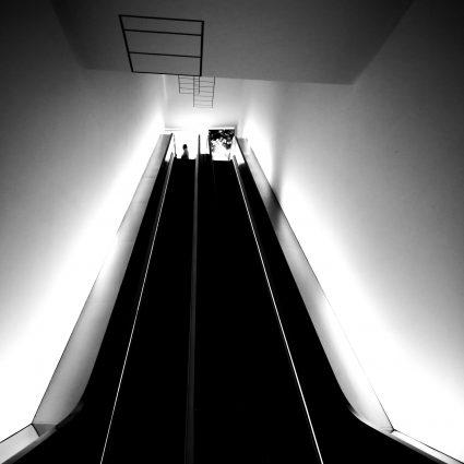 эскалатор как психологический феномен